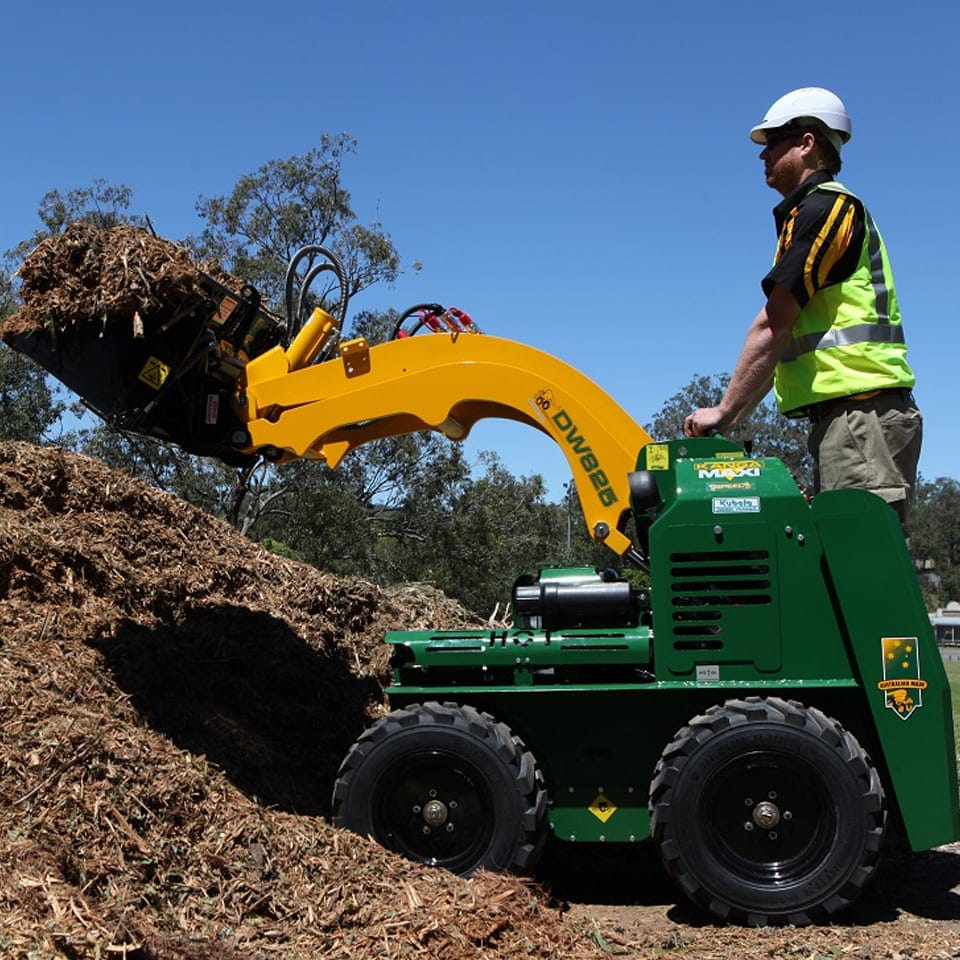 Move Yourself Kanga Mini Loader Hire