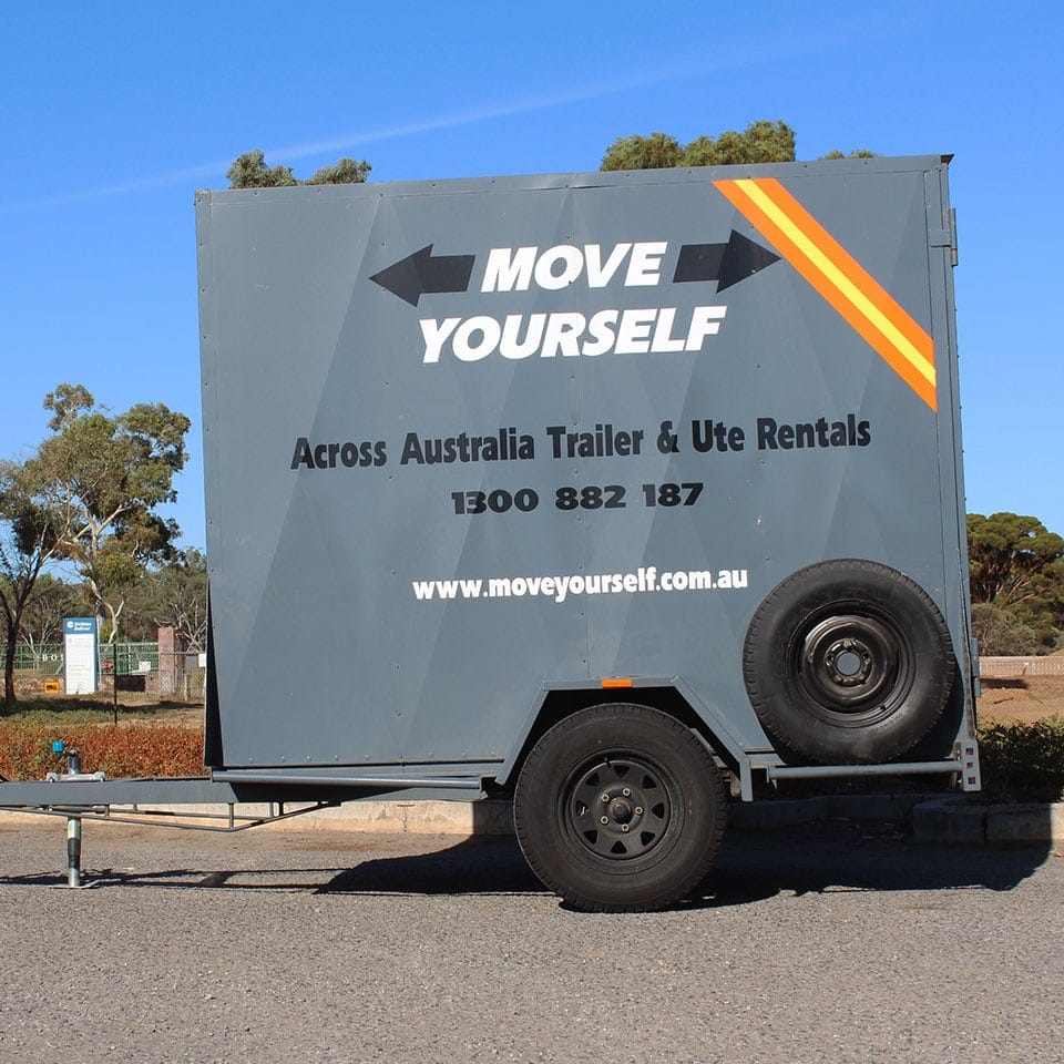 Furniture Trailer Hire