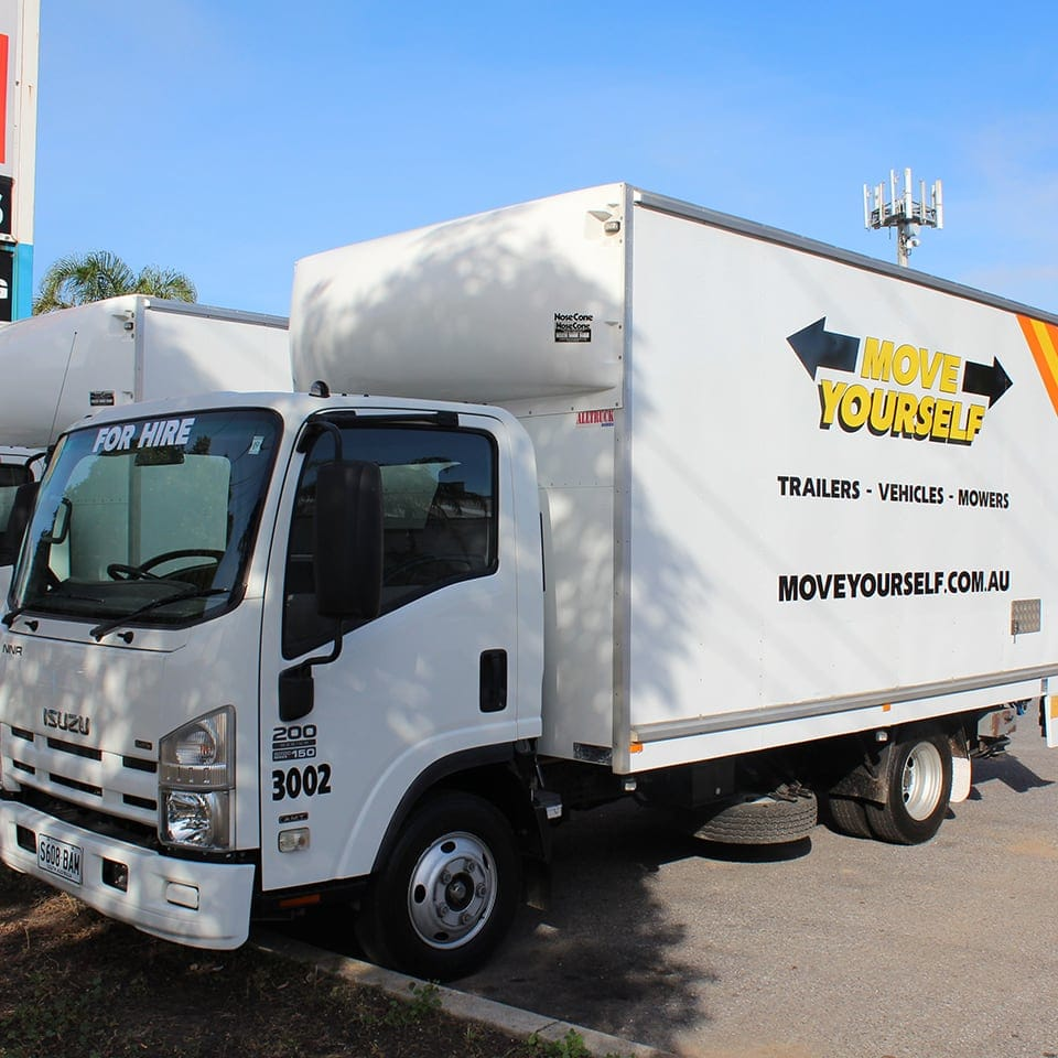 Moving Truck Hire - Move Yourself Trailer Hire